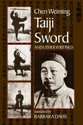 Taiji Sword and Other Writings Cover Image