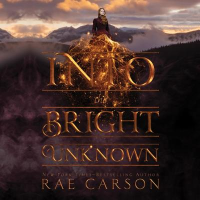 Into the Bright Unknown Lib/E (Gold Seer Trilogy #3) Cover Image