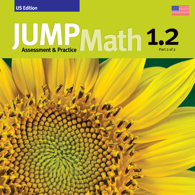 Jump Math AP Book 1.2: Us Common Core Edition Cover Image