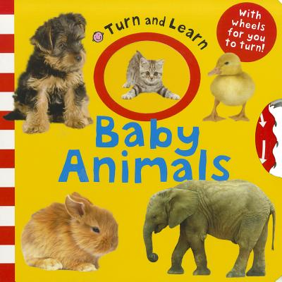Turn and Learn Baby Animals Cover