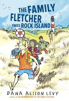 The Family Fletcher Takes Rock Island (Family Fletcher Series #2) Cover Image