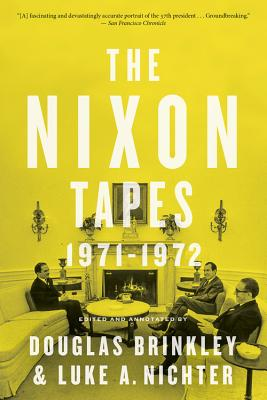 The Nixon Tapes: 1971–1972 Cover Image