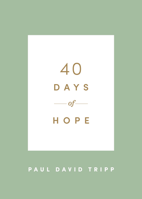 40 Days of Hope Cover Image