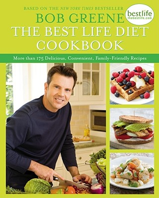The Best Life Diet Cookbook Cover
