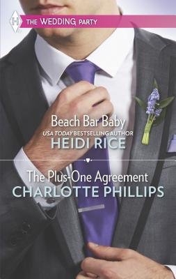 Beach Bar Baby and the Plus-One Agreement Cover