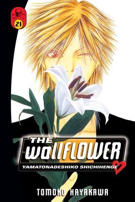 The Wallflower, Volume 21 Cover