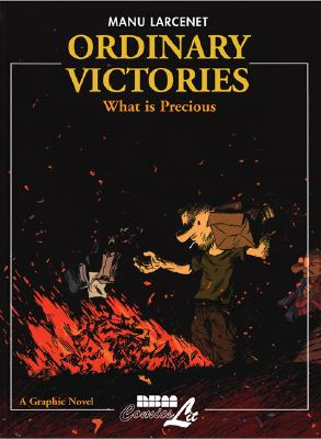 Cover for Ordinary Victories