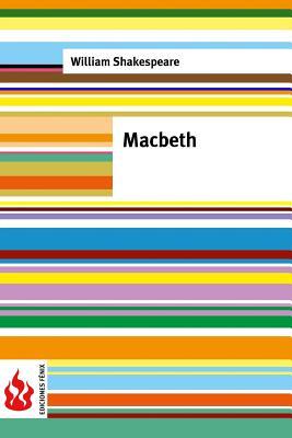 Macbeth: (Low Cost). Edicion Limitada Cover Image