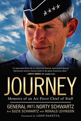 Journey: Memoirs of an Air Force Chief of Staff Cover Image