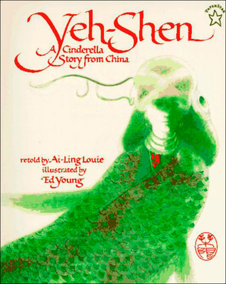 Yeh-Shen: A Cinderella Story from China (Paperstar Book) Cover Image