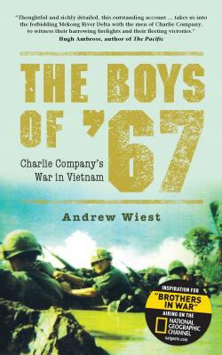 The Boys of '67: Charlie Company's War in Vietnam Cover Image