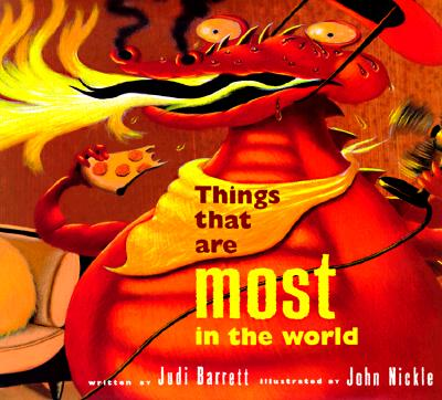 The Things That Are Most in the World Cover