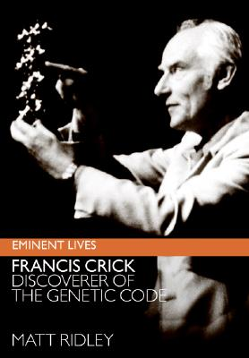 Francis Crick Cover