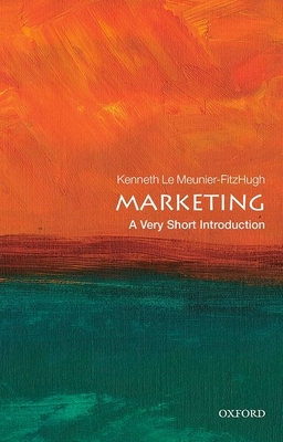 Marketing: A Very Short Introduction (Very Short Introductions) Cover Image