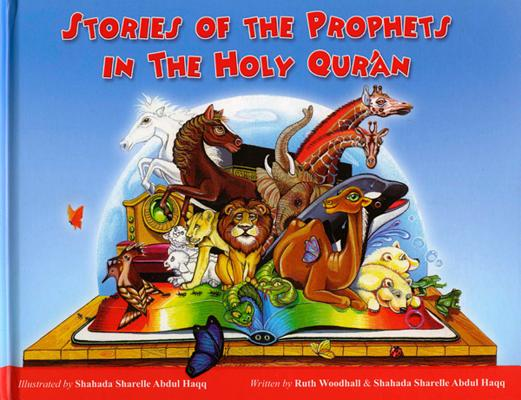 Cover for Stories of the Prophets in the Holy Quran