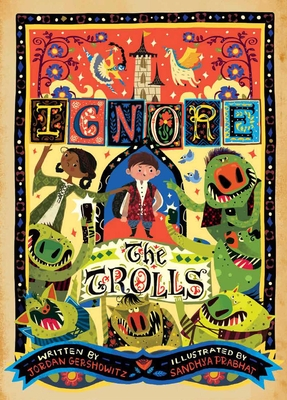 Ignore the Trolls Cover Image