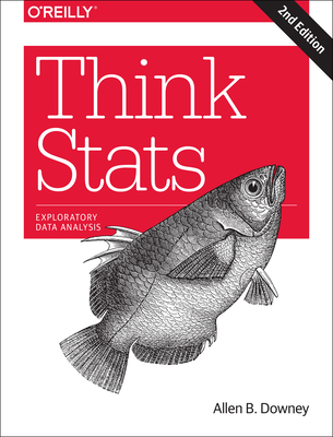 Think STATS: Exploratory Data Analysis Cover Image