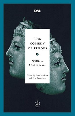 The Comedy of Errors (Modern Library Classics) Cover Image