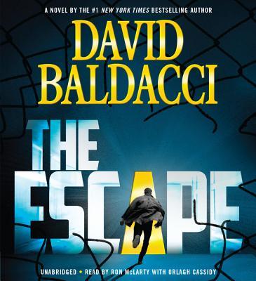 The Escape Lib/E (John Puller #3) Cover Image