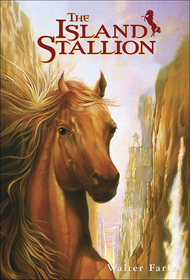 Cover for The Island Stallion (Black Stallion)