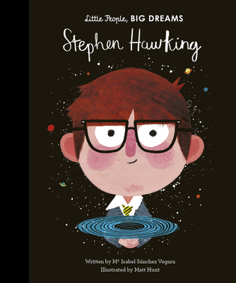 Stephen Hawking (Little People, BIG DREAMS #27) Cover Image