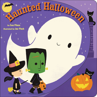 Haunted Halloween Cover Image