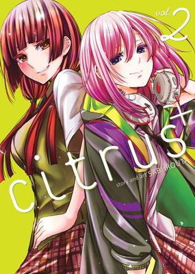 Citrus+ Vol. 2 Cover Image