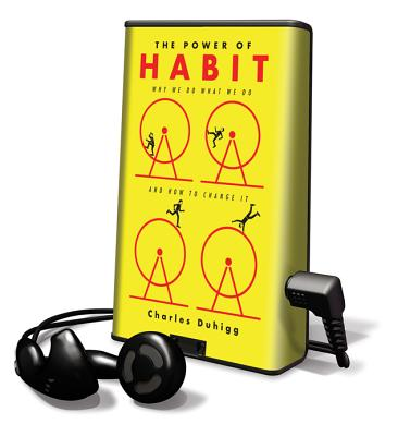 The Power of Habit: Why We Do What We Do in Life and Business (Playaway Adult Nonfiction) Cover Image