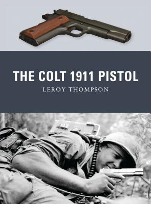 The Colt 1911 Pistol Cover