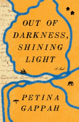 Out of Darkness, Shining Light: A Novel Cover Image