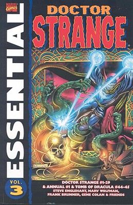 Essential Doctor Strange Vol. 3 Cover