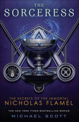 The Sorceress (Secrets of the Immortal Nicholas Flamel) Cover Image