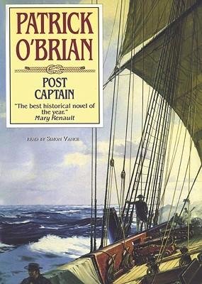 Post Captain (Aubrey-Maturin (Audio) #2) Cover Image