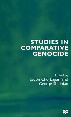 Cover for Studies in Comparative Genocide