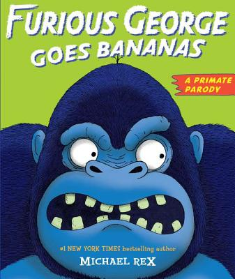 Furious George Goes Bananas Cover
