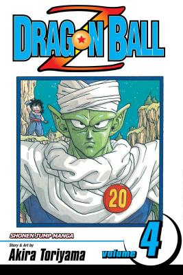 Dragon Ball Z, Vol. 04 cover image