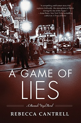 A Game of Lies Cover
