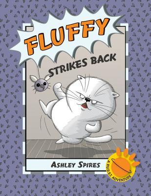 Fluffy Strikes Back: A P.U.R.S.T. Adventure Cover Image