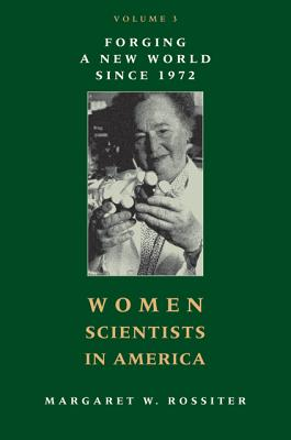 Cover for Women Scientists in America, 3