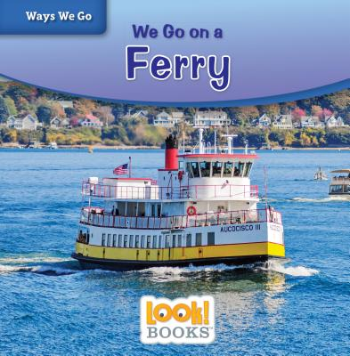 We Go on a Ferry Cover Image