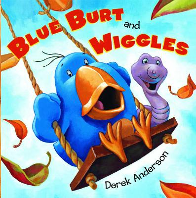 Blue Burt and Wiggles Cover Image