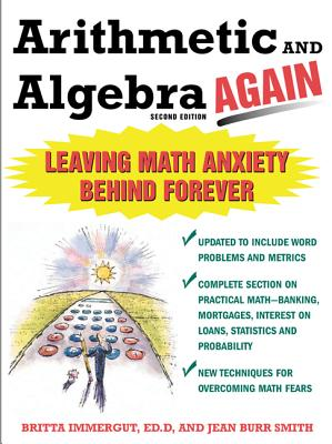 Cover for Arithmetic and Algebra Again