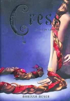 Cress = Cress (Lunar Chronicles #3) Cover Image
