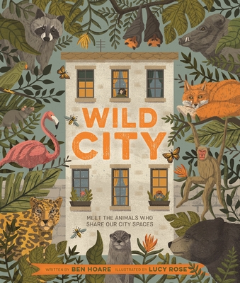 Wild City: Meet the animals who share our city spaces Cover Image
