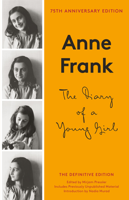 The Diary of a Young Girl: The Definitive Edition Cover Image
