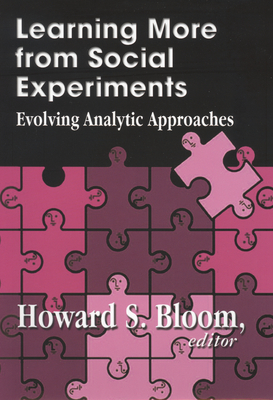 Learning More from Social Experiments: Evolving Analytic Approaches Cover Image