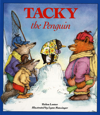 Tacky the Penguin Cover