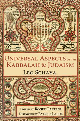 Universal Aspects of the Kabbalah & Judaism Cover Image