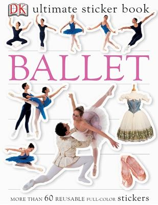 Ultimate Sticker Book: Ballet Cover Image