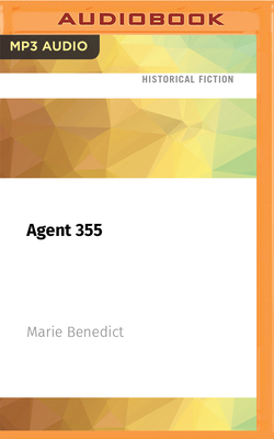Agent 355 Cover Image